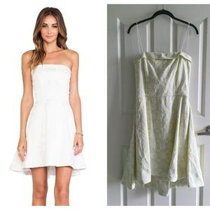 Erin by Erin Fetherston Grace Strapless Dress NWT